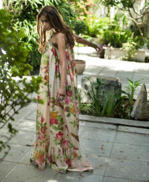 liberte floral summer dress