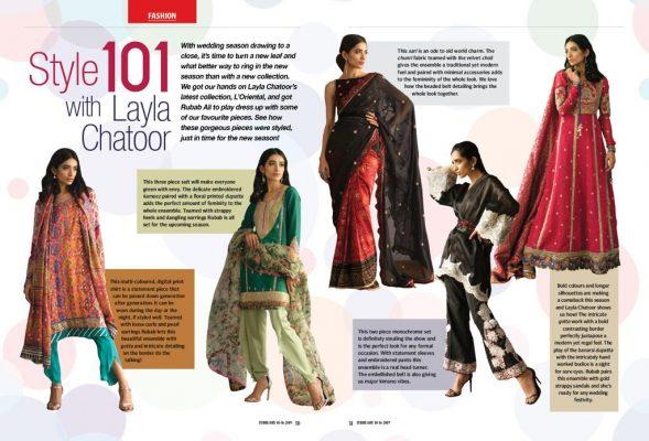 Style 101 Layla Chatoor