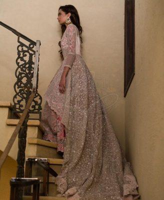 Latest Pakistani Bridal Dresses 2019 - Laylachatoor